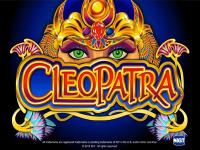 Free Cleopatra slots logo