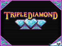Tripple Diamond Slot Logo