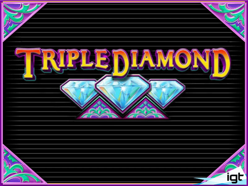 Slot hill triple diamond