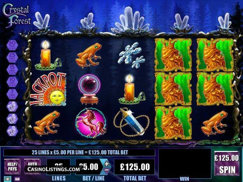 Super Crystals Slot - Play for Free Online with No Downloads