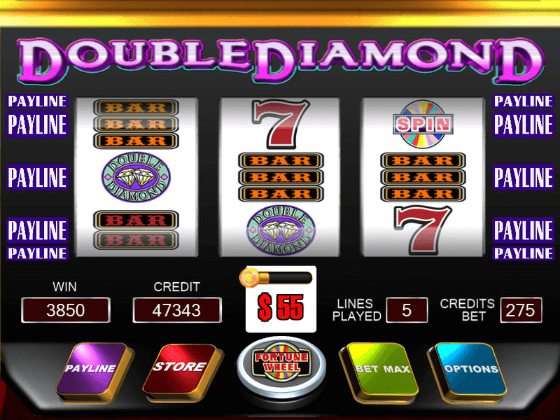 free online slot machines fast money