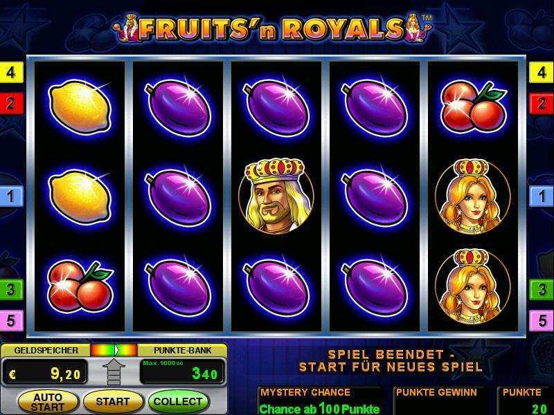 Fruit N Royals