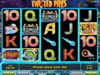 Twisted Pays Slot Machine