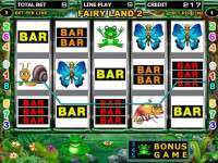 fairy land 2 slot machine