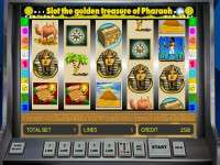 Golden Treasure of Pharaoh
