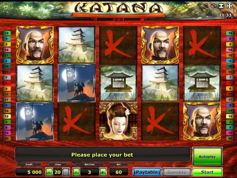 katana-free-slot-machine