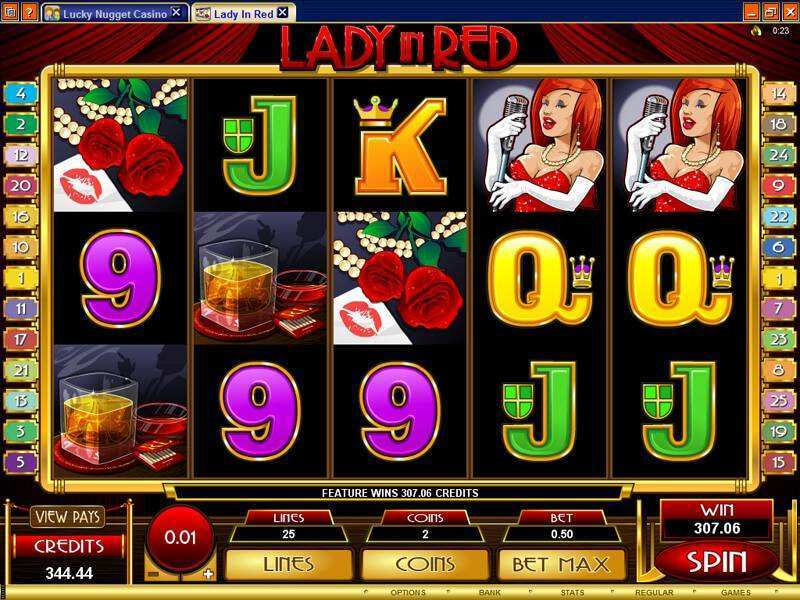 lady-in-red-slot-machine