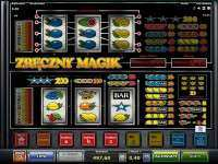 Zreczny Magic slot machine