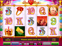 queen of hearts slot machine