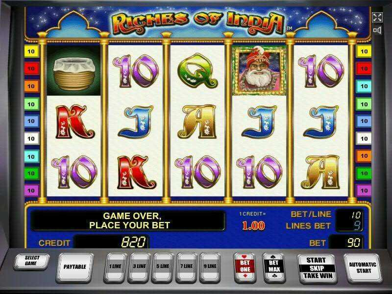 Riches Of India™ Slot Machine Game to Play Free in Microgamings Online Casinos
