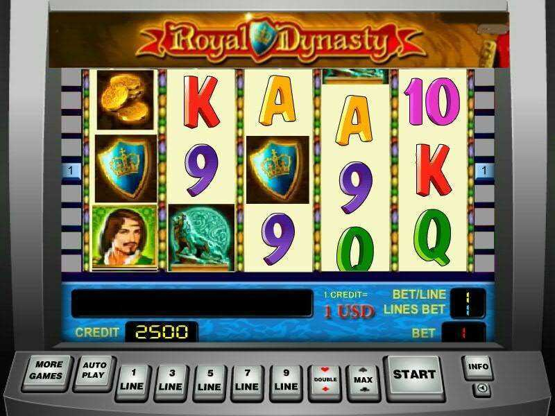 Royal Dynasty™ Slot Machine Game to Play Free in Novomatics Online Casinos