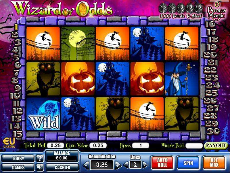 online casino bonus the gaming wizard