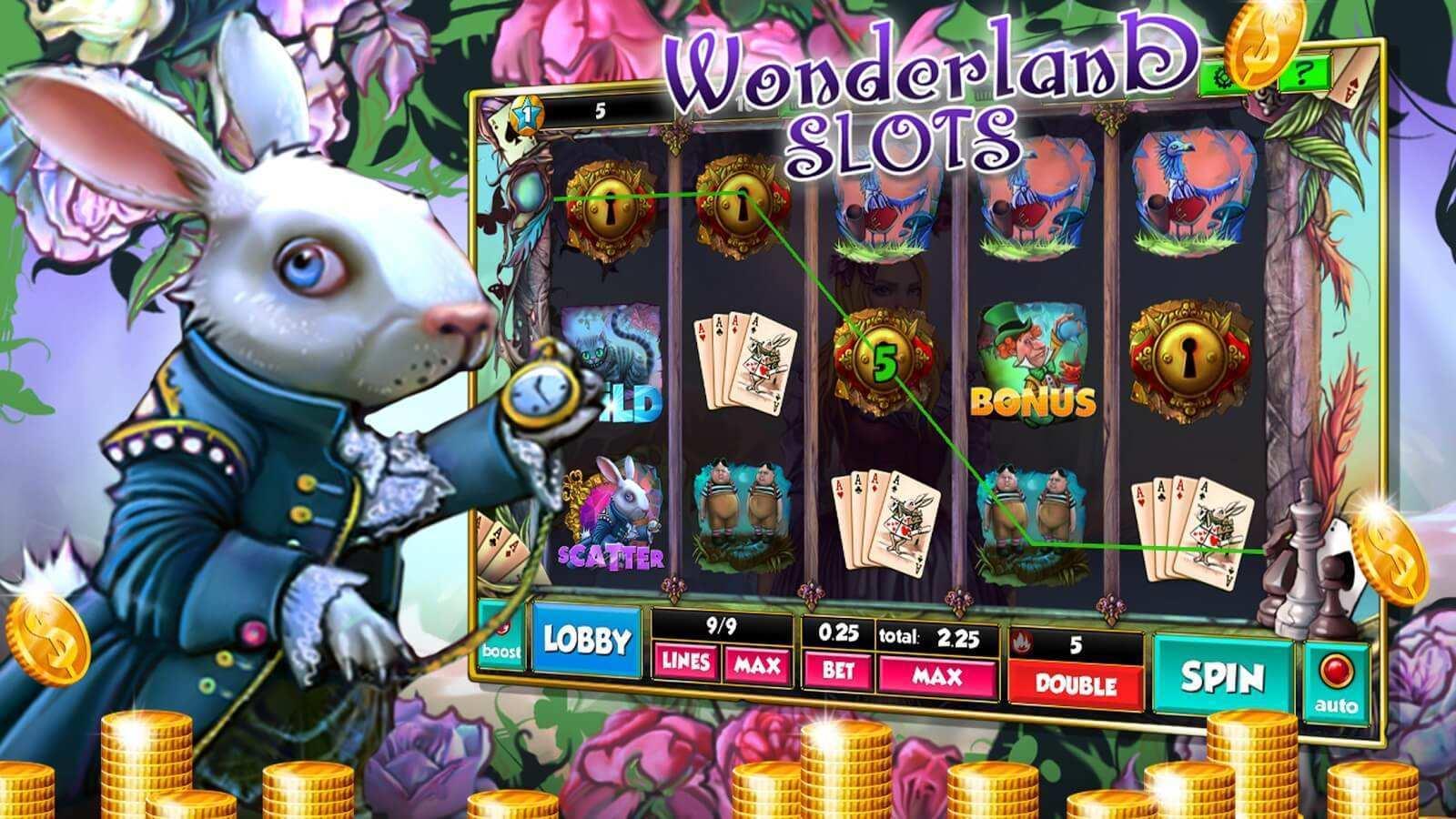 Spiele Wonder World - Video Slots Online