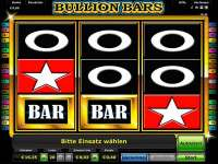 Bullion-Bars slot