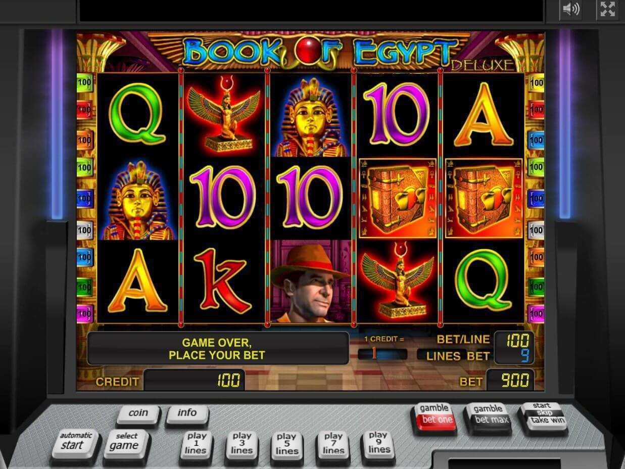 best slots online book of