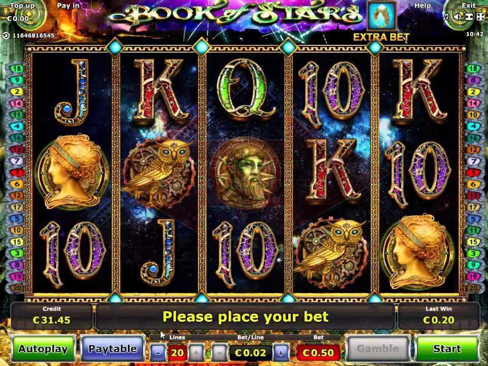 Book of the Sphinx Slot - Try the Free Demo Version