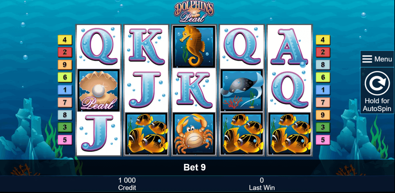 Underwater Slot Machine - Try this Online Game for Free Now