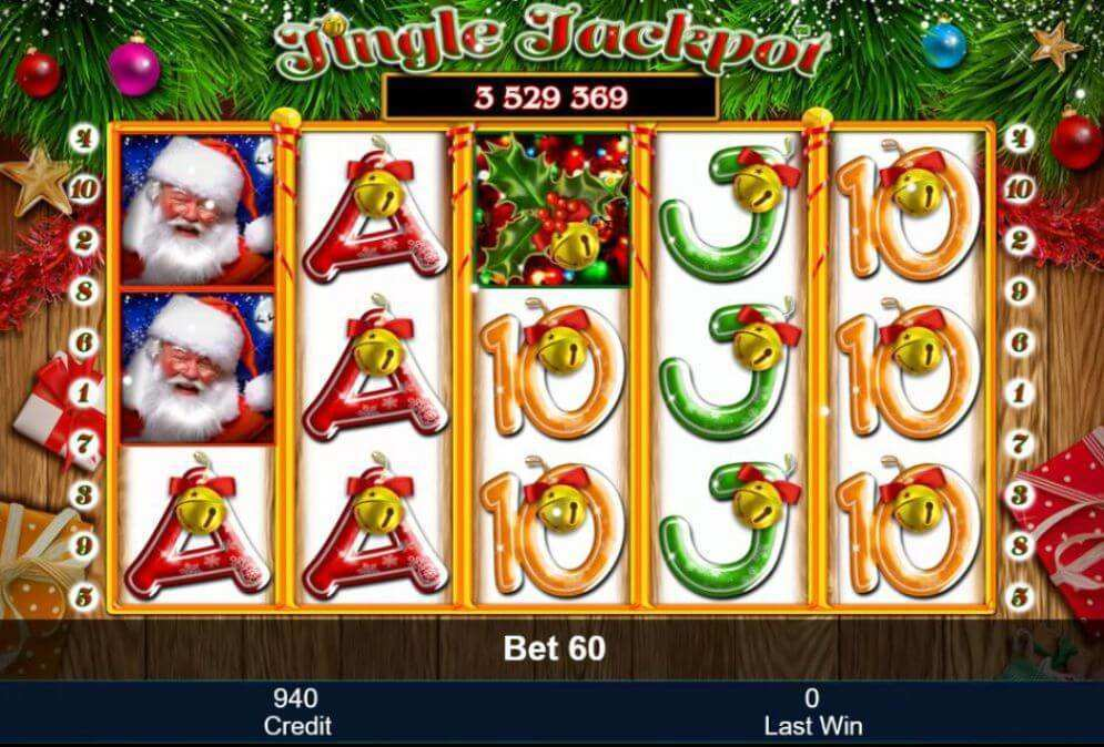 Jingle Jingle Slot Machine - Play for Free or Real Money