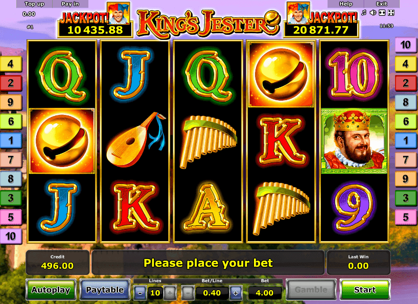 Play No Download King of Slots Slot Machine Free Here