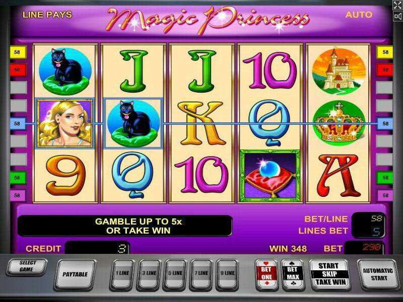 Dragon Princess Slot Machine - Try this Free Demo Version