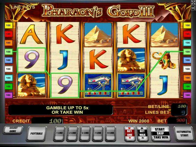 Spiele PharaohS Gold III - Video Slots Online