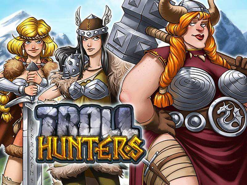 Troll Hunters Online Slot Machine - Free to Play Online Now
