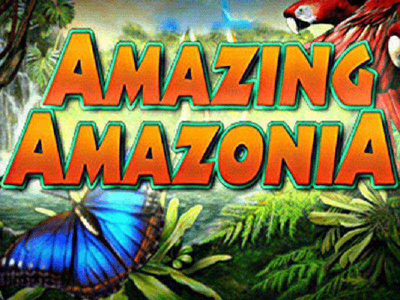 Amazing Amazonia Slot Machine Online ᐈ EGT™ Casino Slots