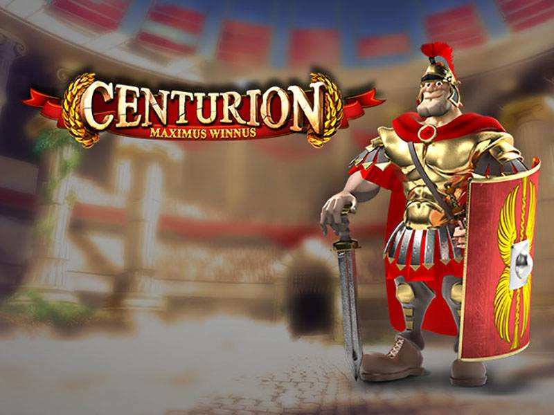 Centurion Free Spins Slots - Play Online or on Mobile Now