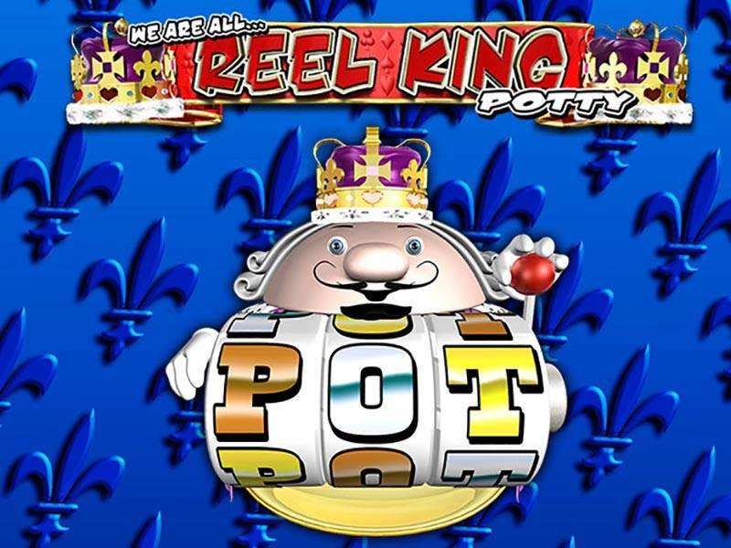 Reel King Potty slot - Casumo Casino