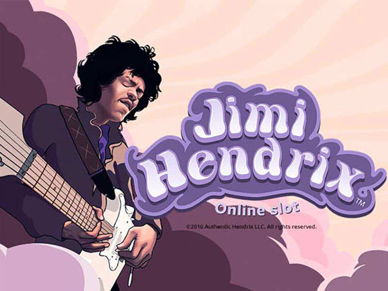 Play Jimi Hendrix Online Slots at Casino.com South Africa