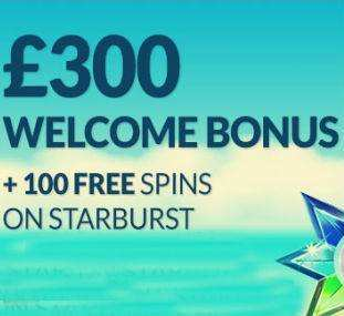 casino welcome bonus free