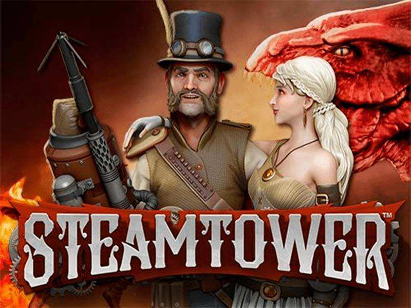 Steamtower NetEnt Online Slot for Real Money - Rizk Casino