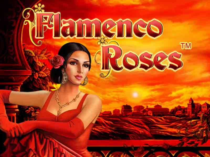 Flamenco Roses Slot - Play for Free Online Now