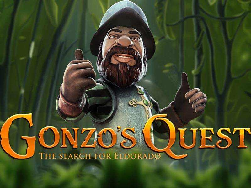 Gonzos Quest slot with free spins