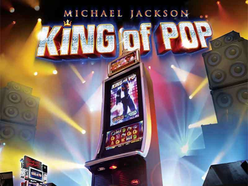 Free Michael Jackson Slot Machine