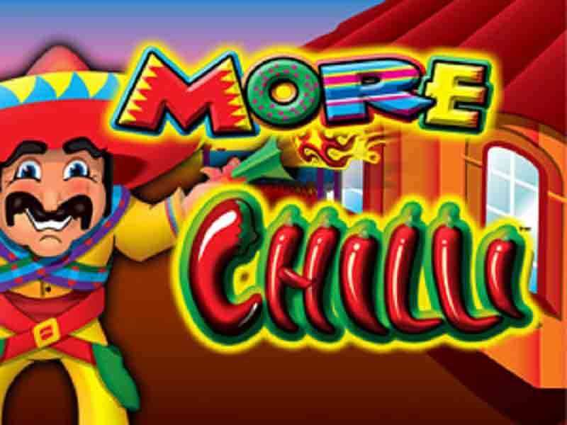 More Chilli Online Free Slot Machine By Aristocrat For
