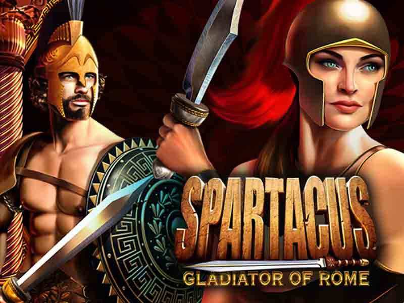 Spartacus Slots Online and Real Money Casino Play