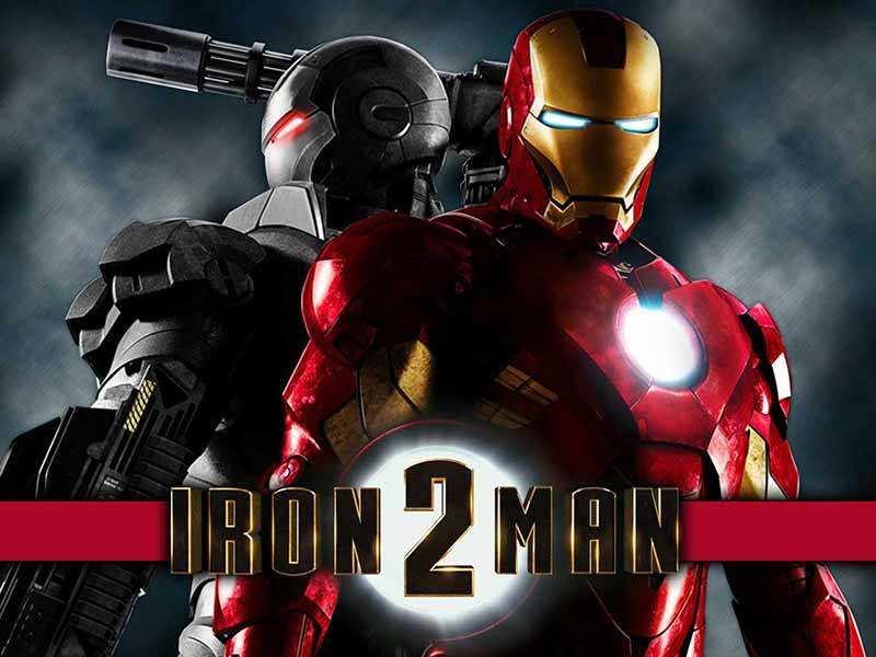 Iron Man 2 Slot Online