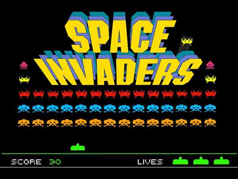 Invaders Slots - Play Invaders Slots for free
