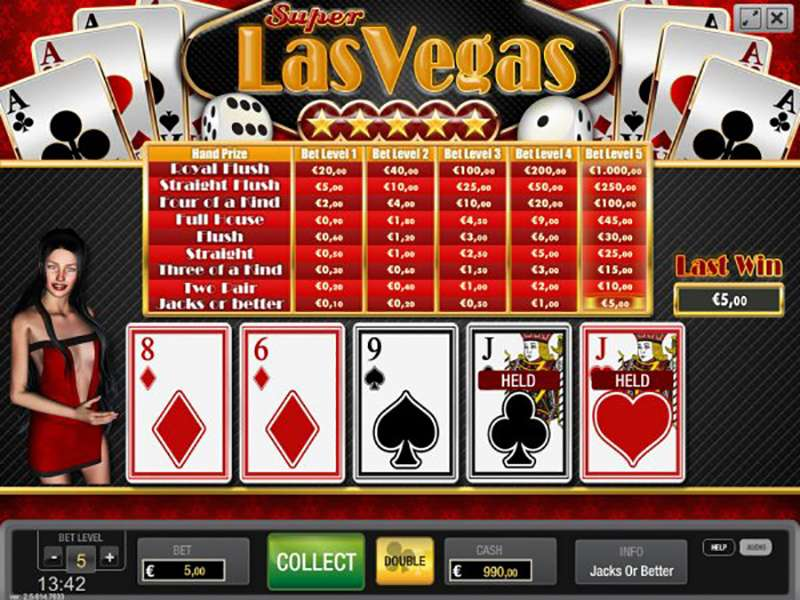 Super Las Vegas HD slot