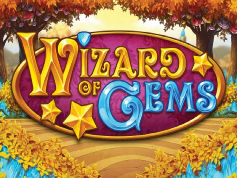 Play Wizard Of Gems Slot Machine With No Download For Free