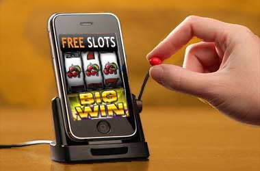 Mobile slot machines