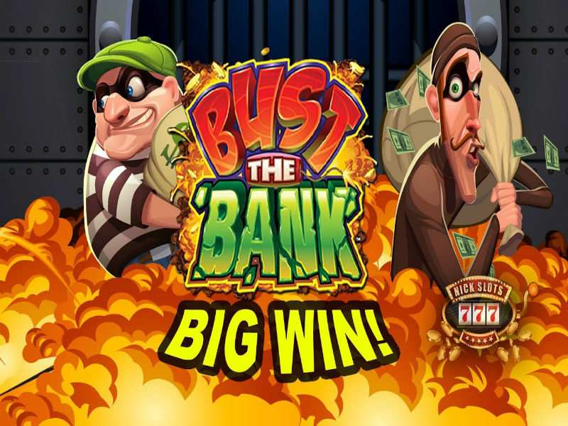 Bust The Bank Slots Featured Image