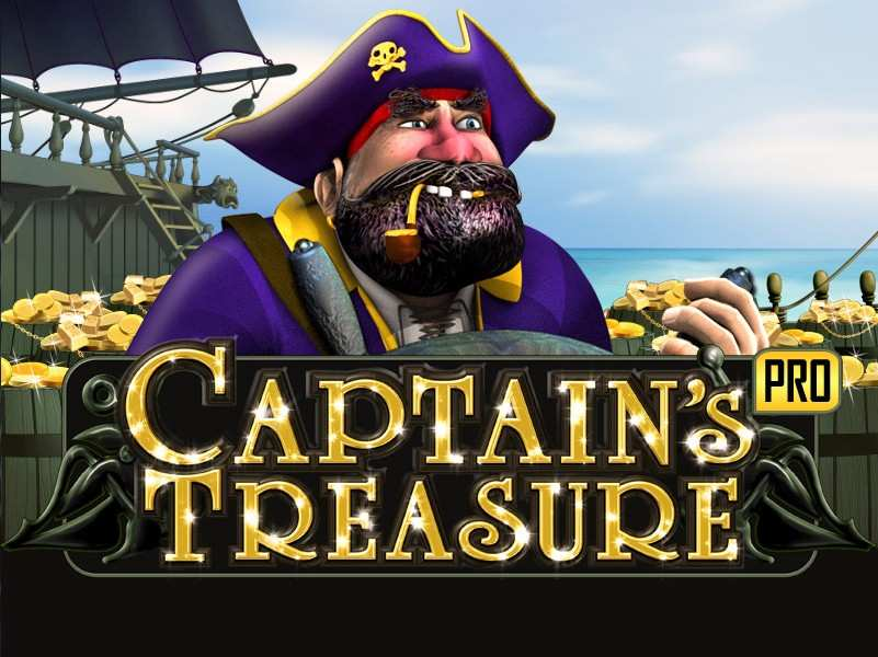 Captains Treasure Slots - Try Playing Online for Free