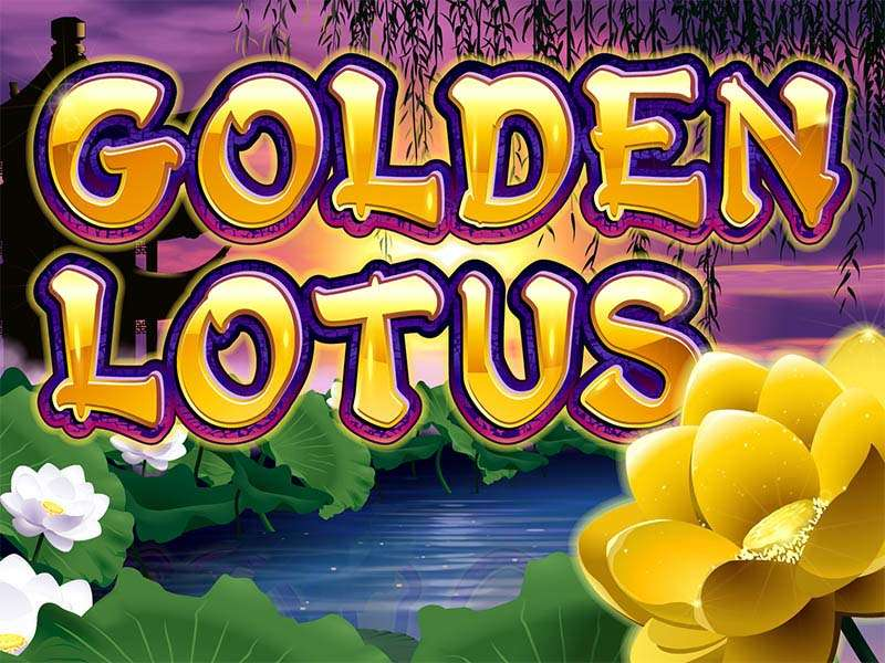 Golden Lotus Slot Free Slot Machine Game By Rtg