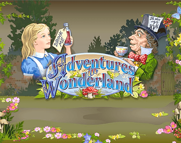 Adventures in Wonderland Slot Machine Online ᐈ Ash Gaming™ Casino Slots