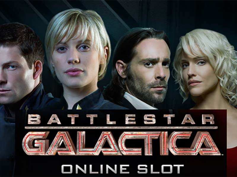 Battlestar Galactica Online Slot for Real Money-Rizk Casino
