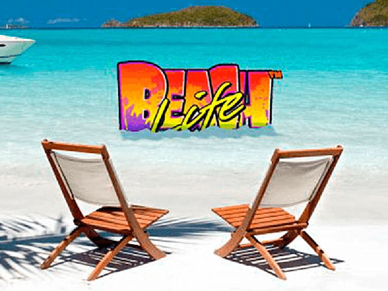 Beach Life Slot Machine - Play Now for Free or Real Money