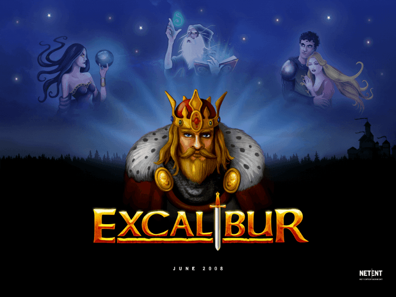 Excalibur NetEnt Online Slot for Real Money - Rizk Casino