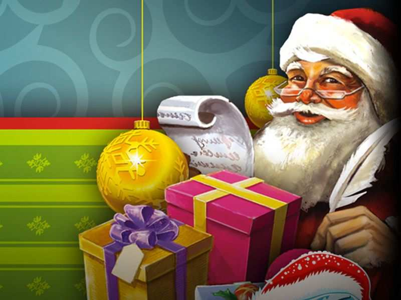 Deck the Halls™ Slot Machine Game to Play Free in Microgamings Online Casinos